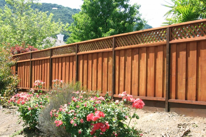 Redwood Fencing  - Borg Fence