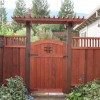 Redwood Fences Borgfence Com