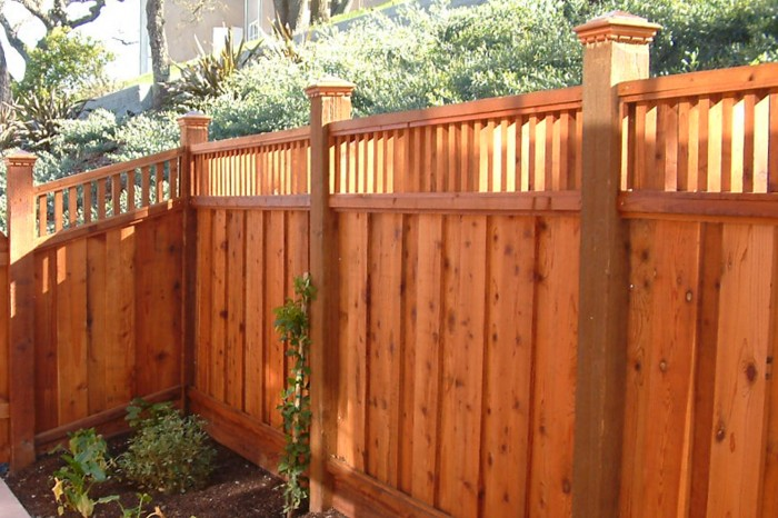 Livermore Redwood Fence Company Borg Fence